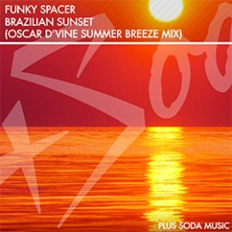 Funky Spacer - Brazilian Sunset