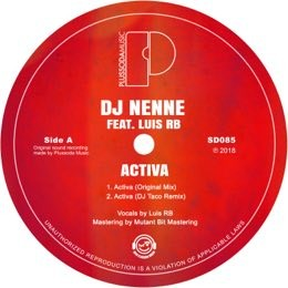 DJ Nenne feat.Luis RB - Activa