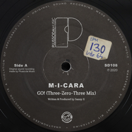 M-I-CARA - GO! (THREE-ZERO-THREE MIX)