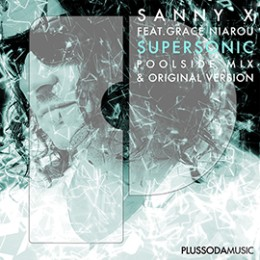 Sanny X feat.Grace Niarou - Supersonic