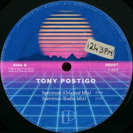 Tony Postigo - Spectrum