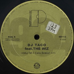 DJ Taco feat.The Wiz - 1964